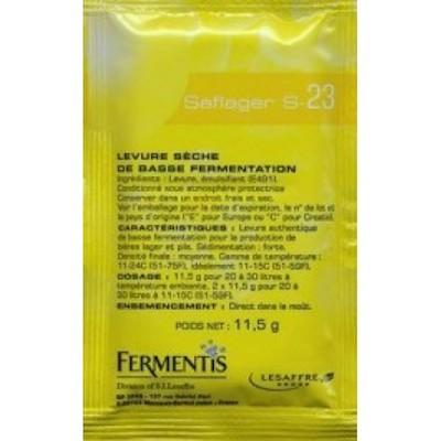 Fermentis S-23 Saflager Dry Lager Yeast-0