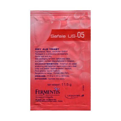 Fermentis US-05 American Dry Ale Yeast-0
