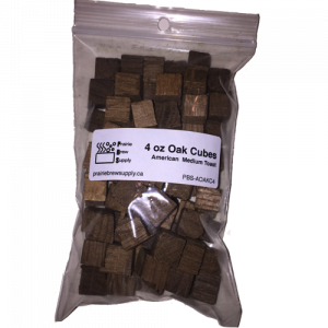 Oak Cubes - American Medium (4 oz)-0