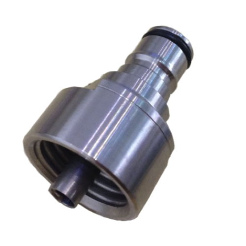 Stainless Steel Carbonation Cap-0