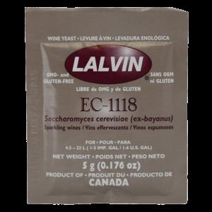 Lalvin EC-1118 Wine Yeast-0