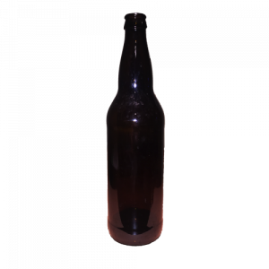 650 ml Brown Beer Bottles (12/case)-0