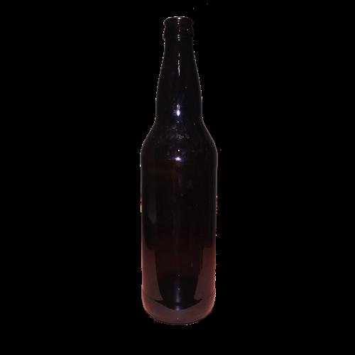 650 ml Brown Beer Bottles (12/case)-0