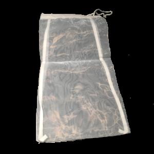 "Nylon Mesh Bag with Drawstring (Hop Sock) 8"" x 15""-0"