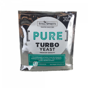 Pure Turbo Yeast-0