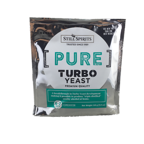Pure Turbo Yeast-0