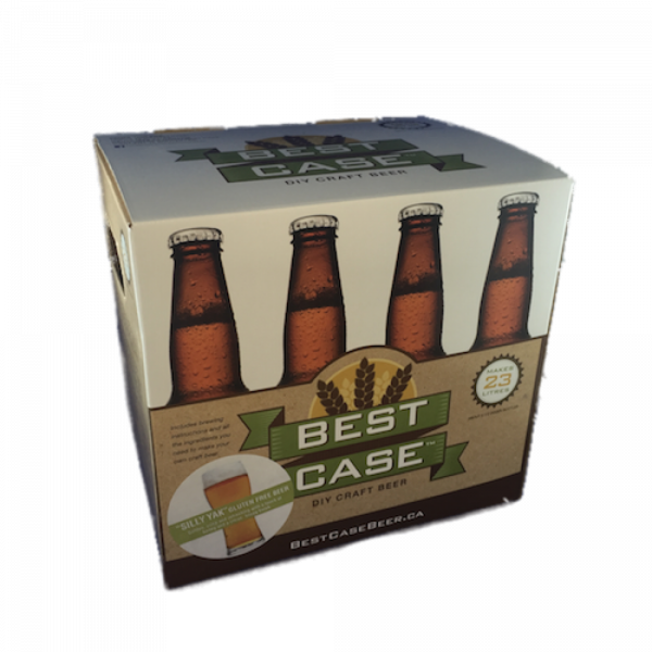 Best Case Silly Yak (Gluten Free Beer 23 litres)-0