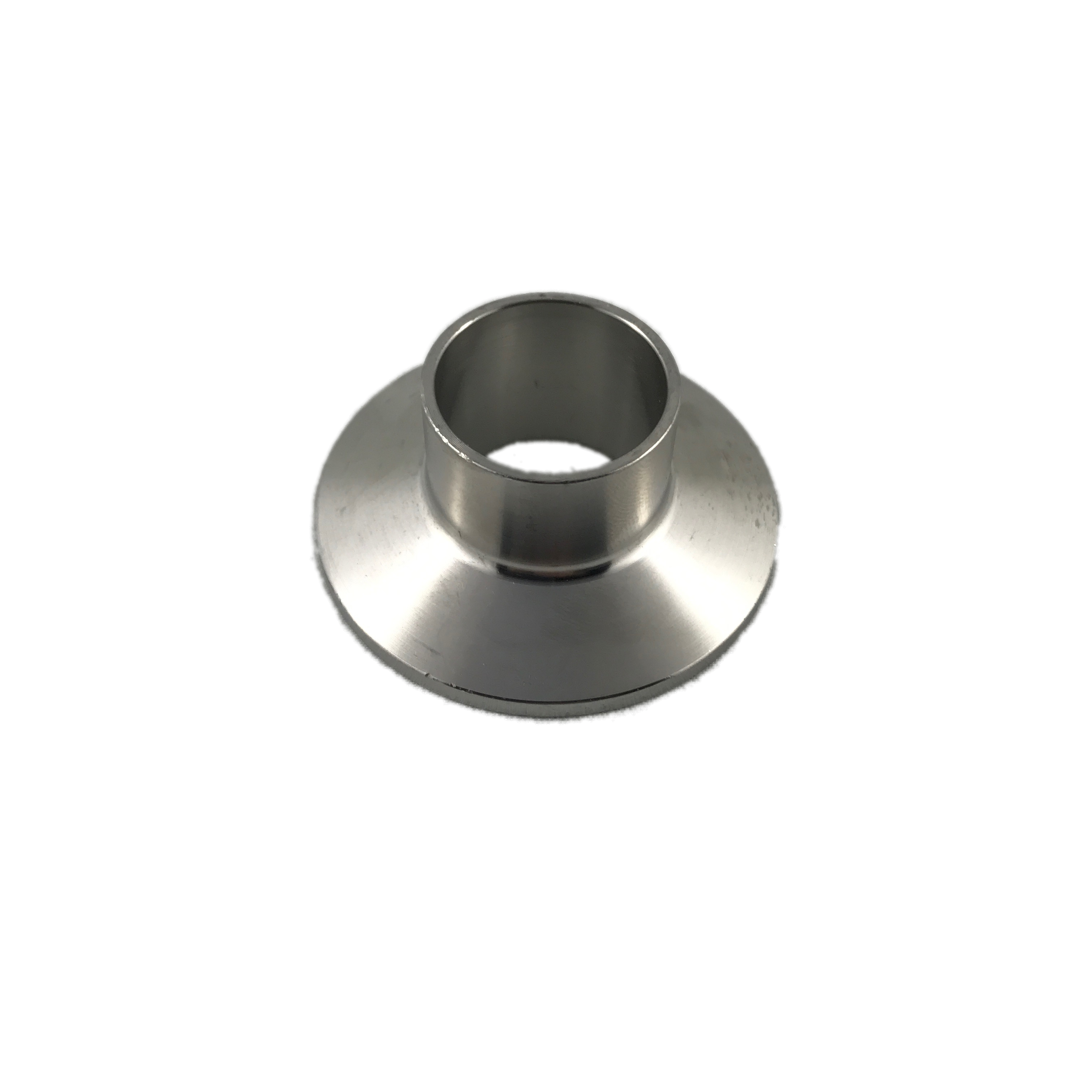 Stainless steel tri clamp inch weld on ferrule